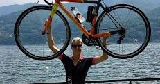 Italy Como Sarto road bike rental review HC Bike Tours company