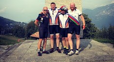 Como Italy road bike rental HC Bike Tours review by Gary from Ireland