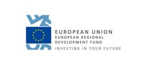 EU European Regional Development fund logo