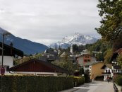 The Alps near Salzburg cycling in Austria with HC Bike Tours