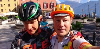 Como Italy Sarto bike rental HC Bike Tours review
