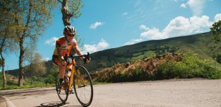 Cantabria cycling tour custom made for a private group organized by HC Bike Tours