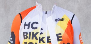 HC Bike Tours design cycling body/vest made by Bioracer