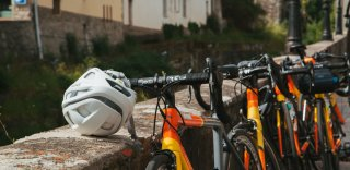 Rent Italian Sarto road bikes in Mallorca or Como Italy with HC Bike Tours
