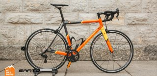 Sarto road bikes for rent in Mallorca and Como Italy - Campagnolo Record - HC Bike Tours