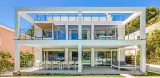Luxury villa for rent for cyclists in Alcudia Mallorca