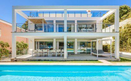 Luxury villa for rent for cyclists in Alcudia Mallorca