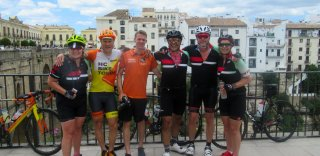 HC Bike Tours photographer in Ronda Andalusia Spain