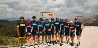 NRG Performane training tri camp in Calpe Spain organized by HC Bike Tours