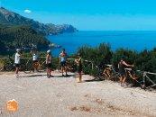 Mallorca cycling camp 2021 - Tramuntana Ma-10 road - HC Bike Tours