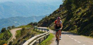 Alto del Angliru Asturias bike trip - Private and Custom bike trips with HC Bike Tours